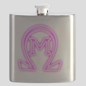 OMEGA MU GLOW Flask