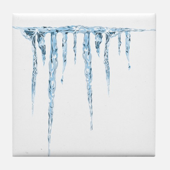 Cold and Hard Rev Tile Coaster