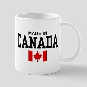 Made in Canada Mug