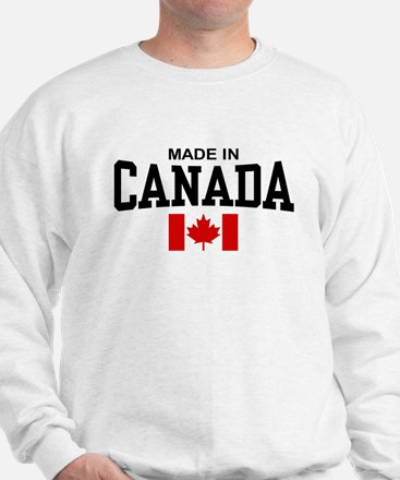 Made in Canada Sweater