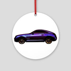 2004 Chrysler Crossfire Ornament (Round)
