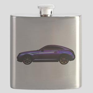 2004 Chrysler Crossfire Flask