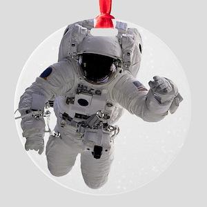 Astronaut Round Ornament