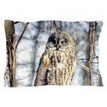 Great Gray Owl Pillow Case