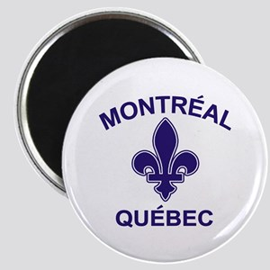 Montreal Quebec Magnet