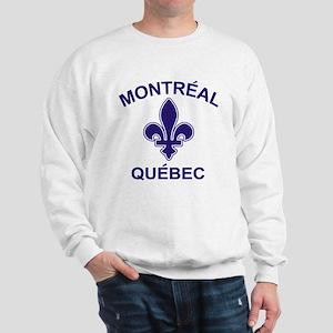 Montreal Quebec Sweatshirt