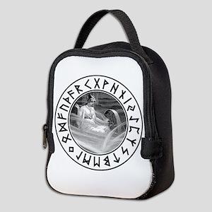 Frigg Rune Shield Neoprene Lunch Bag
