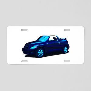 2005 Chrysler PT Cruiser Aluminum License Plate