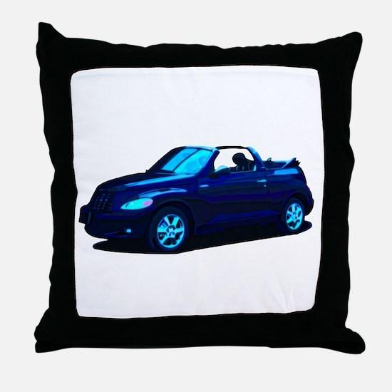 2005 Chrysler PT Cruiser Throw Pillow
