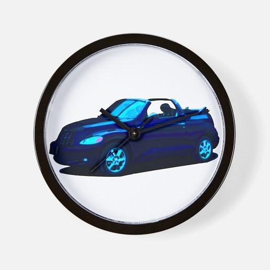 2005 Chrysler PT Cruiser Wall Clock