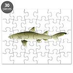Lemon shark Puzzle