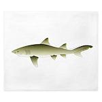 Lemon shark King Duvet