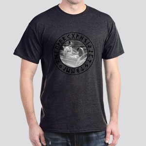 Frigg Rune Shield T-Shirt