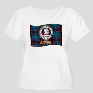 Hume Clan Plus Size T-Shirt