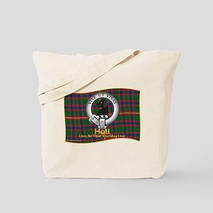 Hall Clan Tote Bag