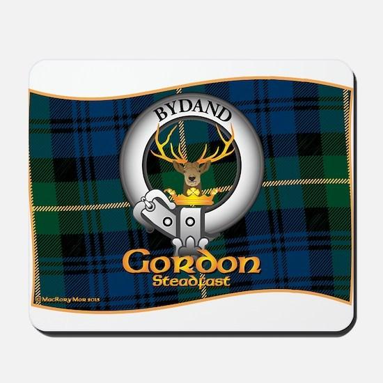 Gordon Clan Mousepad