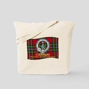Gillespie Clan Tote Bag