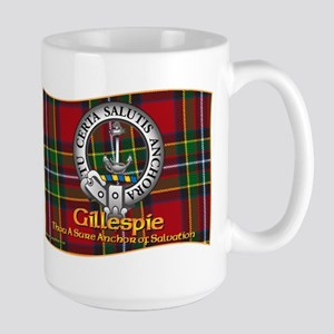 Gillespie Clan Mugs