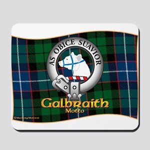 Galbraith Clan Mousepad