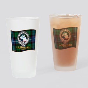 Galbraith Clan Drinking Glass