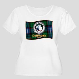 Galbraith Clan Plus Size T-Shirt