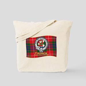 Fraser Clan Tote Bag