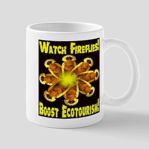 Watch Fireflies Boost Ecotourism Mug