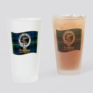 Forbes Clan Drinking Glass