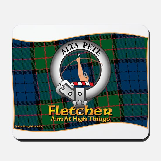 Fletcher Clan Mousepad