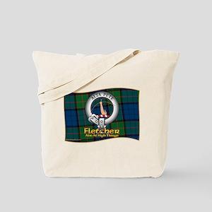 Fletcher Clan Tote Bag