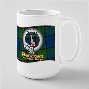Fletcher Clan Mugs