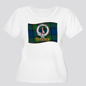 Fletcher Clan Plus Size T-Shirt