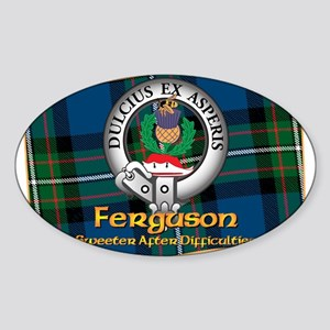 Ferguson Clan Sticker