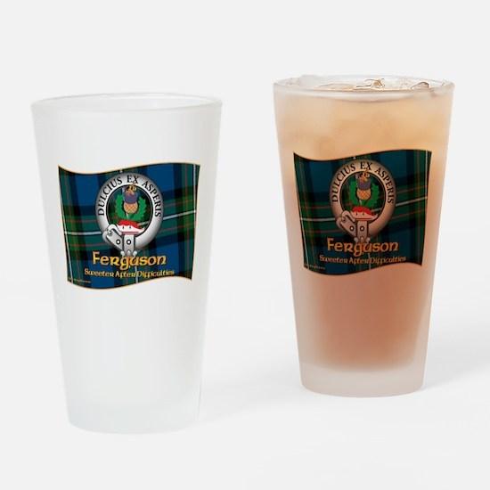 Ferguson Clan Drinking Glass