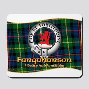 Farquharson Clan Mousepad