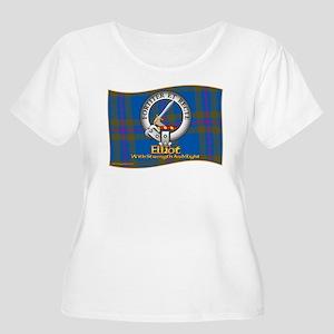 Elliott Clan Plus Size T-Shirt