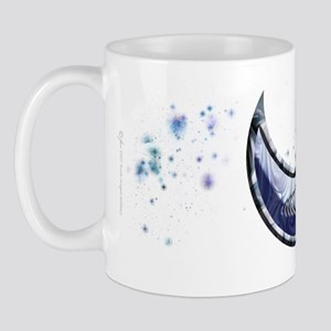 Upright Crescent  Mug