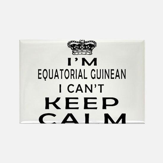 I Am Equatorial Guinean I Can Not Keep Calm Rectan