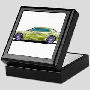 2006 Chrysler 300 Keepsake Box