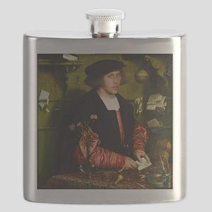Hans Holbein - Georg Gisze Flask