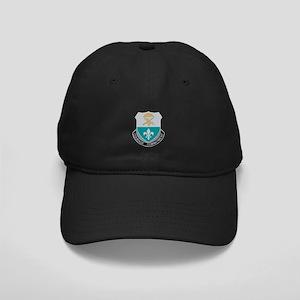 DUI - 82nd Airborne Division - STB Black Cap