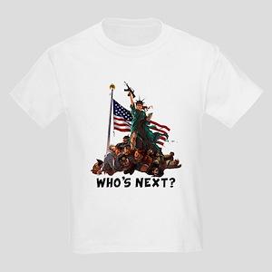 Who's Next? T-Shirt