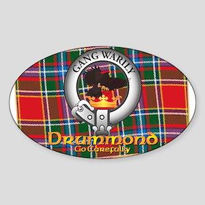 Drummond Clan Sticker