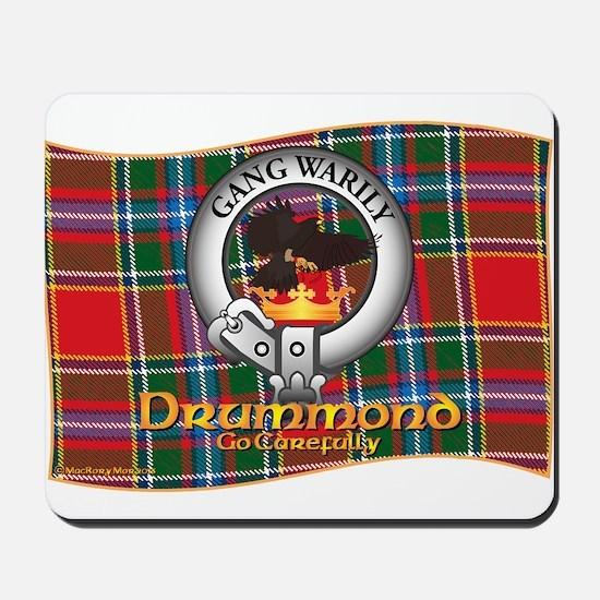Drummond Clan Mousepad