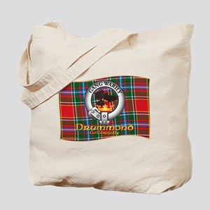 Drummond Clan Tote Bag