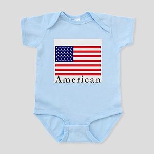 United States Infant Bodysuit