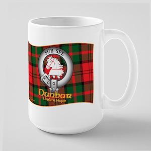 Dunbar Clan Mugs