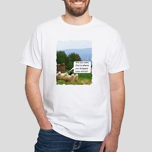 Drop Stitch Sheep T-Shirt