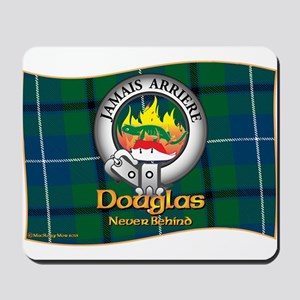 Douglas Clan Mousepad