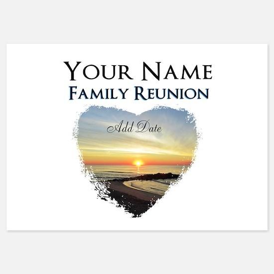 FAMILY REUNION FUN Invitations